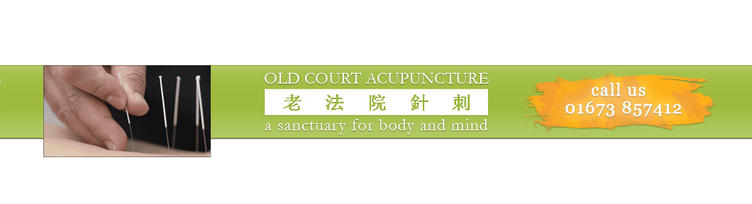 Old Court Acupunture | Acupuncture in Wragby & Across Lincolnshire